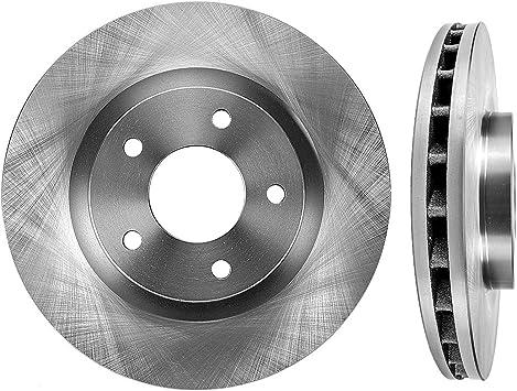 See Desc Rotors Ceramic Pads F+R 08 09 Fit Chrysler Sebring OE Replacement
