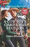 A Cowboy's Christmas Reunion (The Boones of Texas)