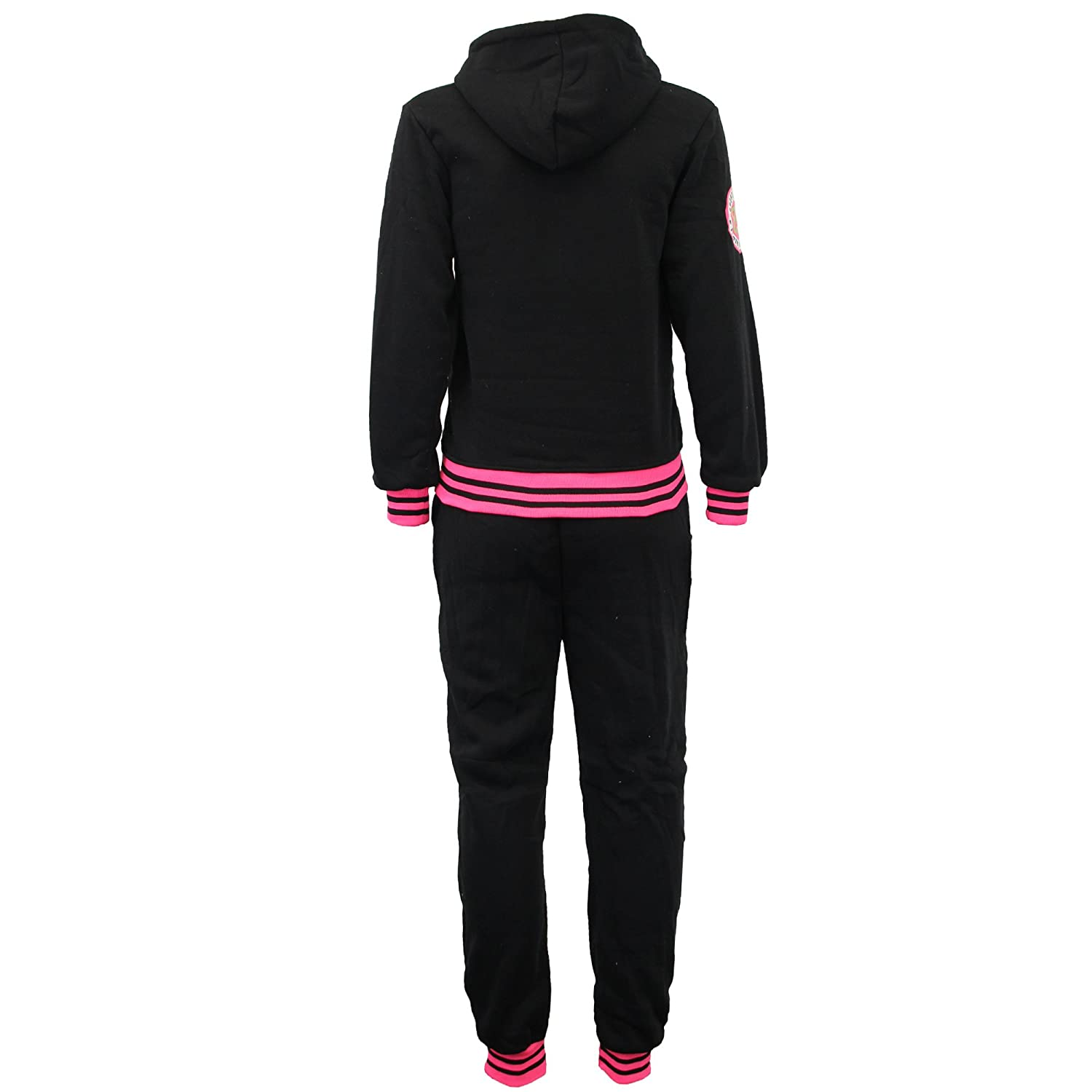 UNVC Girls Stylish Hooded Tracksuits
