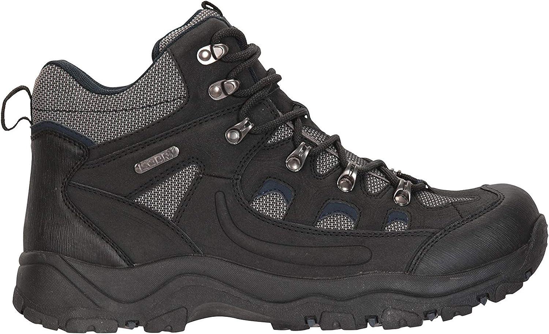 Textile /& synth/étique adh/érence suppl/émentaire Chaussures imperm/éables Mountain Warehouse Boots Hommes Adventurer Chaussures pour la randonn/ée et Les treks