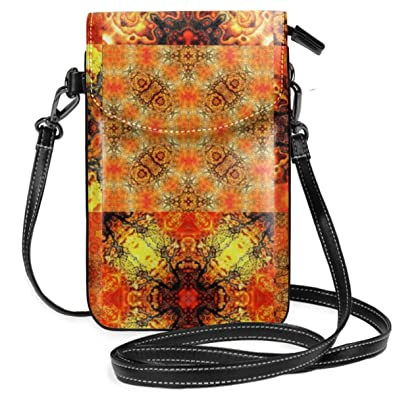 comprare on line faab4 f9a0b Zara-Decor Autumn_fire - Mini borsa a tracolla per cellulare, con ...