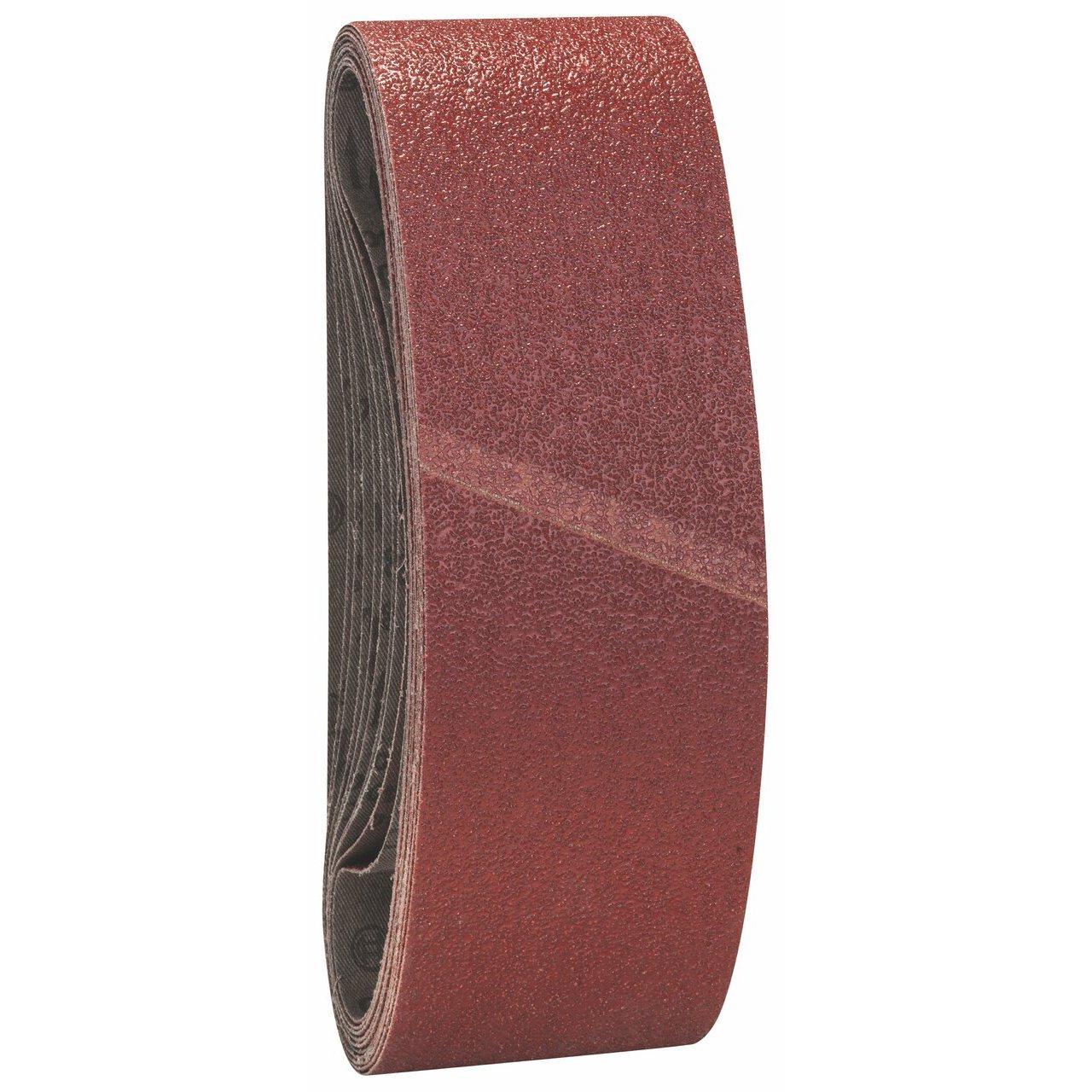 Bosch 2 608 606 134 Feuilles abrasives Lot de 10 100 x 610 mm Grain 40 2608606134