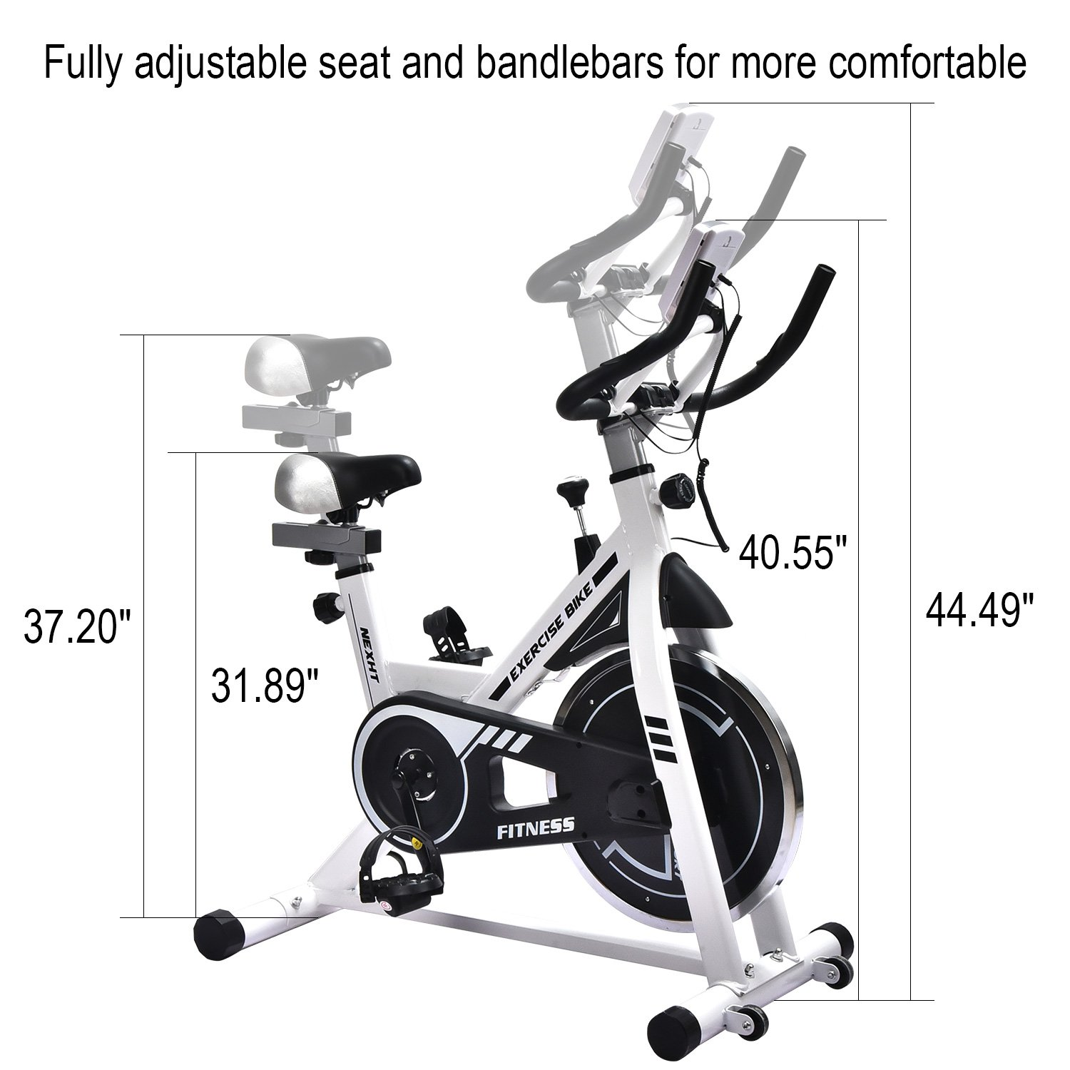 How to ride a spin bike