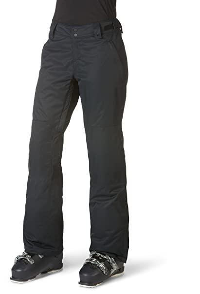 9adc3584ca9e9 Image Unavailable. Image not available for. Color  Oakley Women s Charlie  BioZone Ski Snowboard Pants Blackout Size Medium