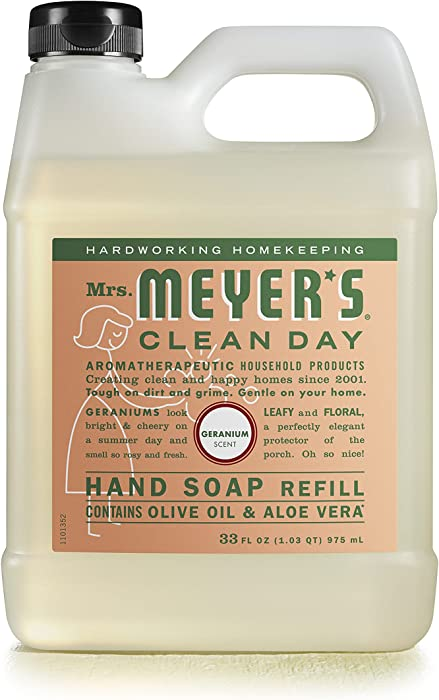 The Best Meyers Hand Soap Refill Apple