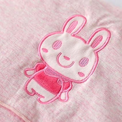 ZZ Algodón japonés de Punto de algodón bebé Colcha de bebé edredón de niño Verano jardín de Infantes era Soltero,Tierna Rosa,110x140cm: Amazon.es: Deportes y aire libre