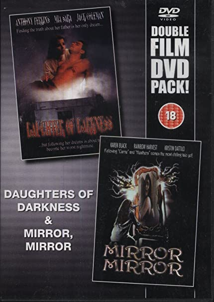 Daughters of Darkness and Mirror, Mirror Double Film DVD Pack: Amazon.es: Cine y Series TV