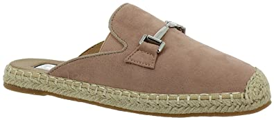 TOM TAILOR Damen 4896907 Espadrilles, Pink (Old Rose), 38 EU