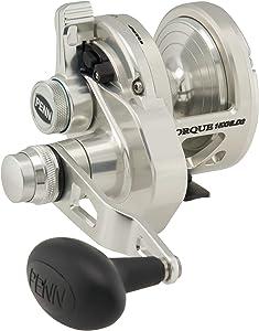 Penn Torque Lever Drag 2 Speed Conventional Fishing Reel - TRQ15XNLD2S