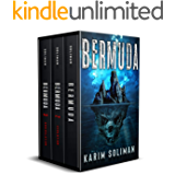 Bermuda (The Complete Trilogy): A Sci-fi Thriller Boxed Set