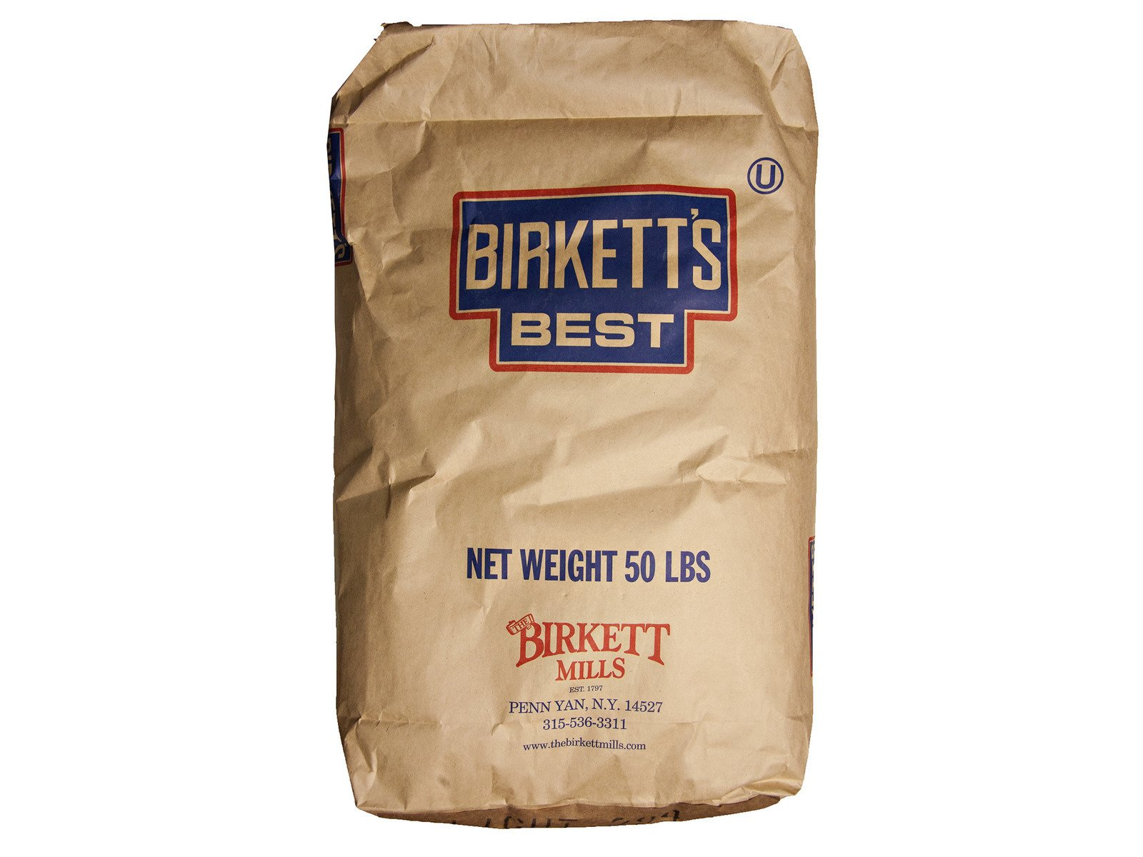 Light Buckwheat Flour 50 lbs.
