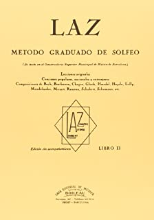 Laz - Libro I: Método graduado de Solfeo: Amazon.es: Lambert, Juan ...
