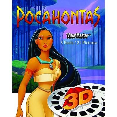 ViewMaster Disney Pocahontas 3D Reels: Toys & Games [5Bkhe1801016]
