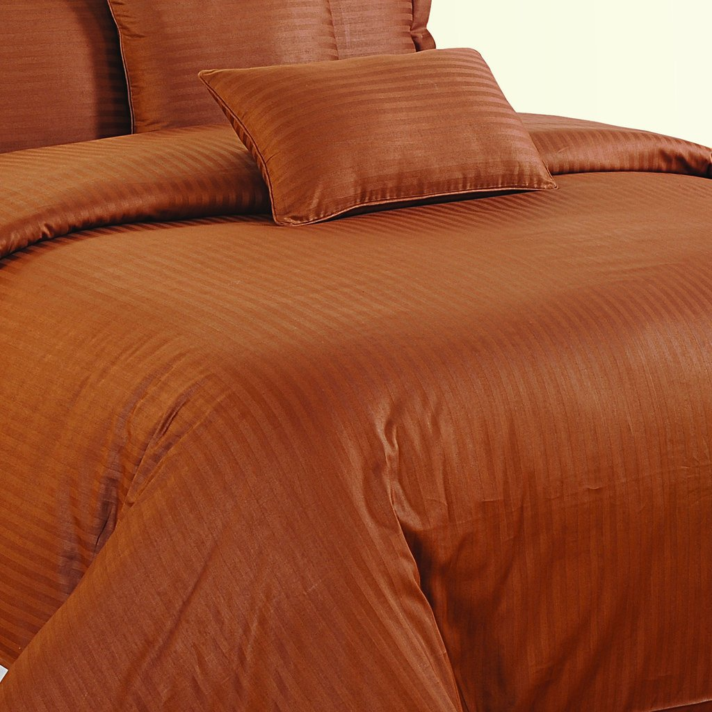 Amazon.com: Yuga Home Décor color café Juego de cama hoja ...