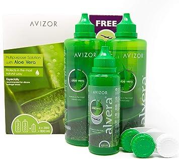 Pack Solución Única Alvera (2 botes 350ml + 1 pack viaje de 100mL de regalo): Amazon.es: Salud y cuidado personal