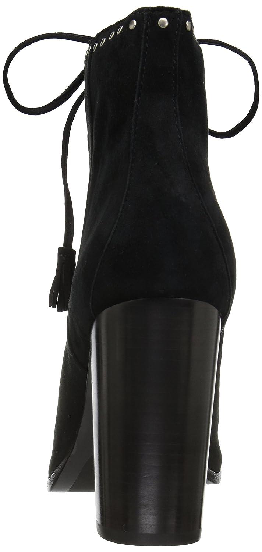 FRYE Women's Gabby Ghillie US|Black Stud Boot B01MR2G7CX 9 B(M) US|Black Ghillie Suede a537cd