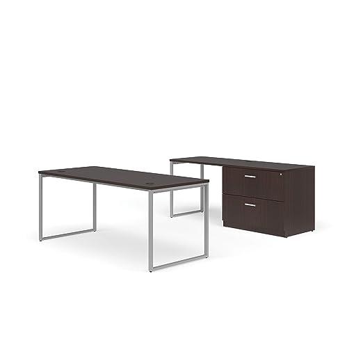 OFM FUL-PKG-0037-ESP Fulcrum Series - Mueble de Oficina, Mesa de ...