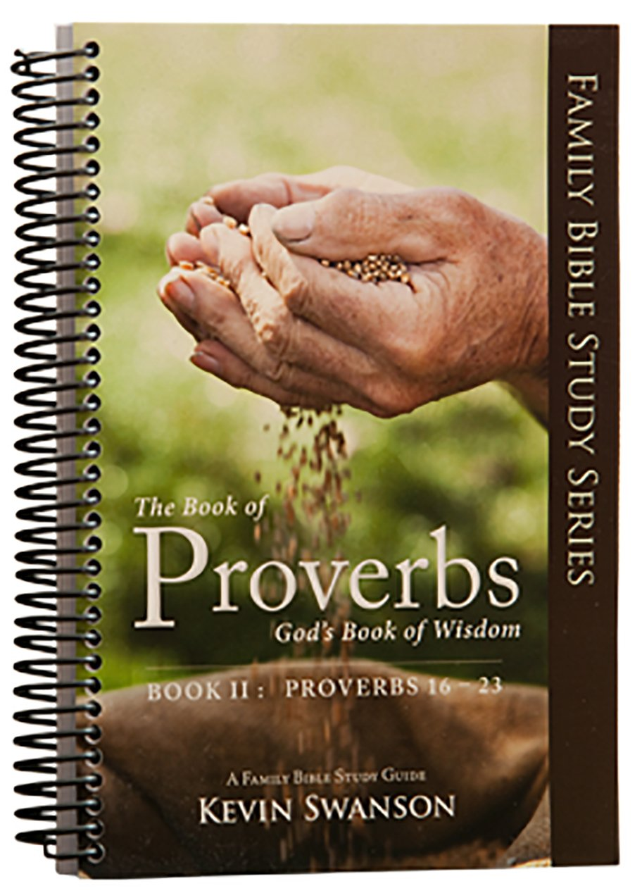 The Book of Proverbs: God's Book of Wisdom: Book 2 pdf epub