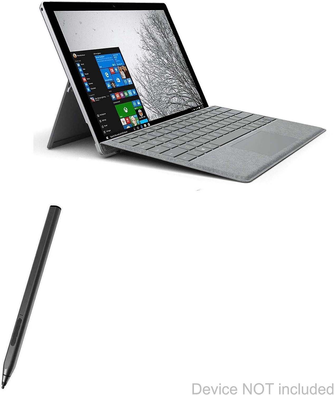 Jet Black BoxWave Microsoft Surface Pro 4 Stylus Pen ActiveStudio Active Stylus Electronic Stylus with Ultra Fine Tip for Microsoft Surface Pro 4