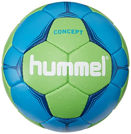 d64f7a742cb Image Unavailable. Image not available for. Color  Hummel Concept Handball  Ball blue   green
