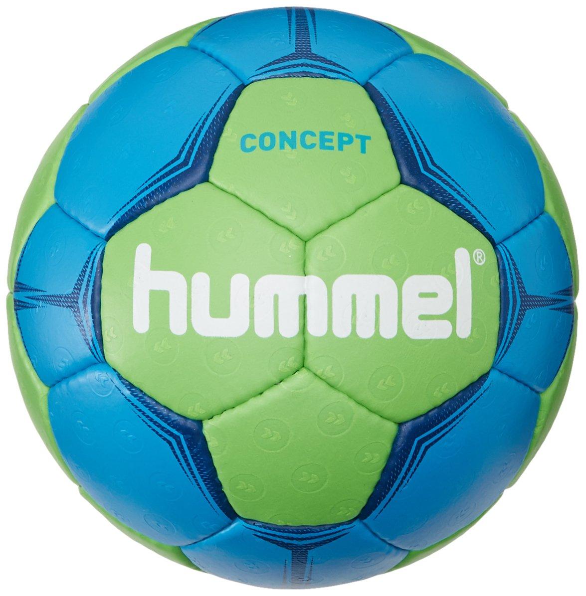 Hummel Concept Handball Ball blue / green, Size3