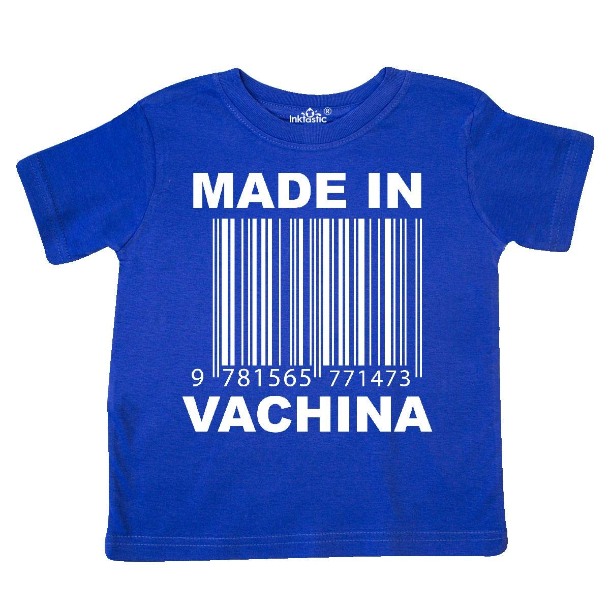 inktastic Made in Vachina Toddler T-Shirt