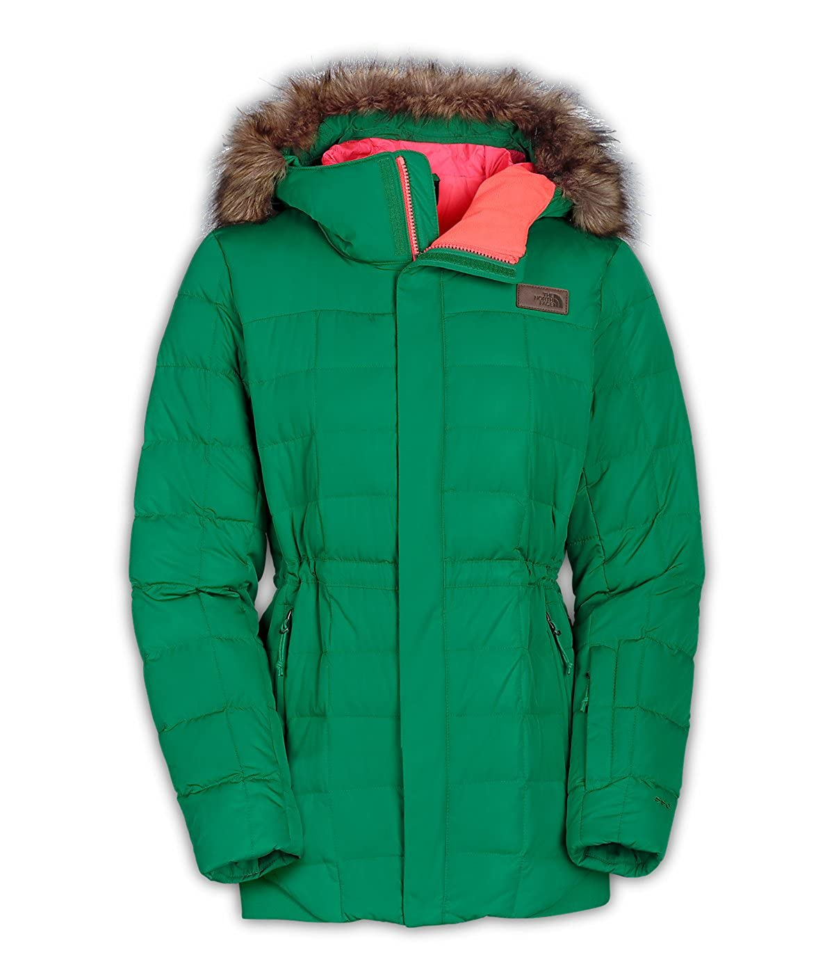 9f183f24c839 THE NORTH FACE WOMEN S BEATTY S DELUXE INSULATED JACKET SZ MEDIUM (GREEN)   Amazon.ca  Sports   Outdoors