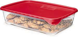 Rubbermaid 1787832 Rectangular Take Alongs Container 2 Piece Set