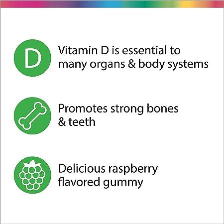 Amazon.com: Rainbow Light – Berry D-Licious 2,500 UI ...