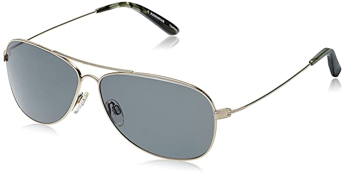 59a2b3864ef Image Unavailable. Image not available for. Colour  Rodenstock Aviator  Sunglasses (Gold) (R 1308 ...