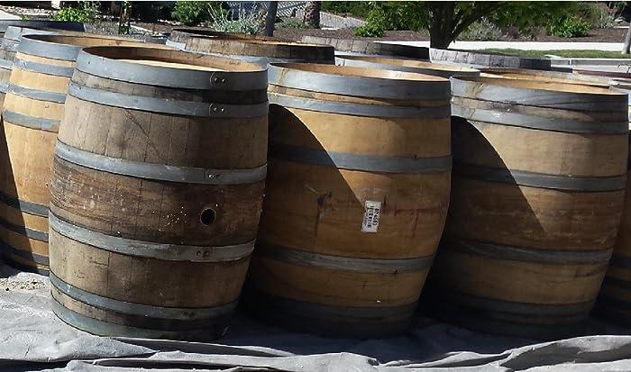 Amazoncom Authentic Used Wine Barrel Bordeaux Style Free