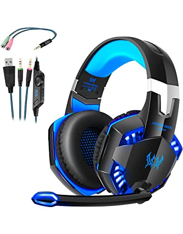 price19,99€. Cascos Gaming, Auriculares ...