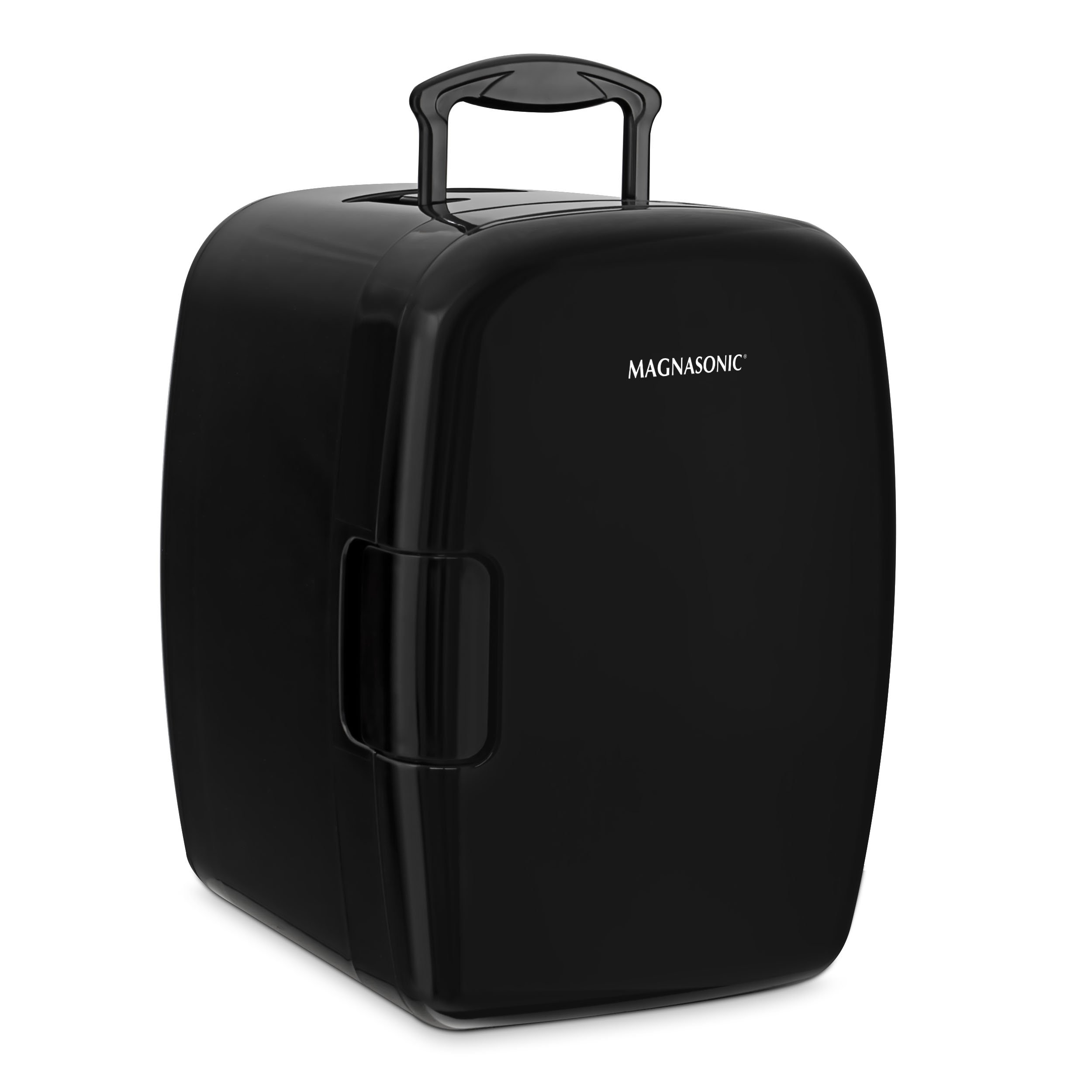 Magnasonic Portable 8 Can Mini Fridge Cooler & Warmer, 5L Capacity, Fully Insulated, Thermoelectric, 110V & 12V AC/DC Power for Home, Office, Car, RV & Boat by Magnasonic (Image #8)