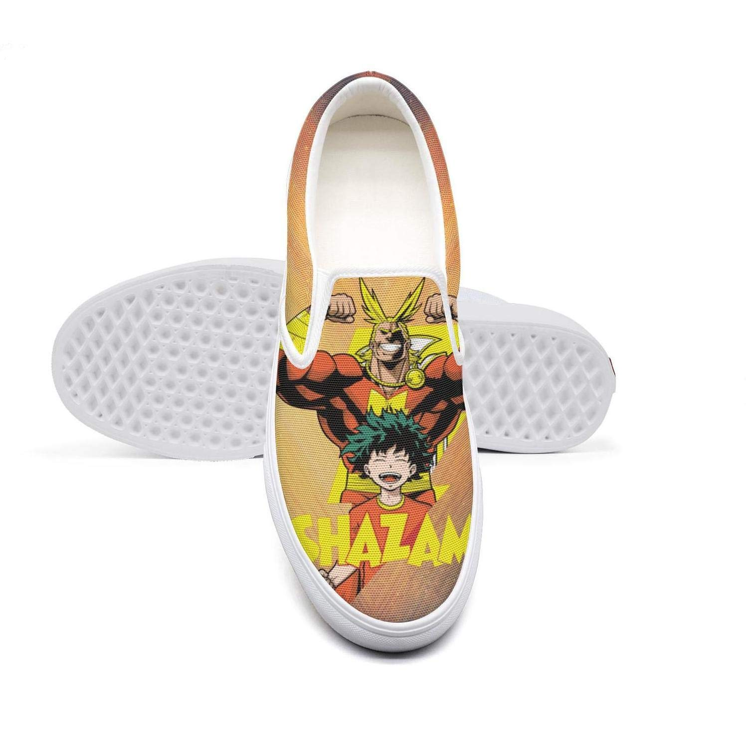 Gym Shoes for Mens Low Top Running Shoes Man boku-no-Hero-Academia-Figure