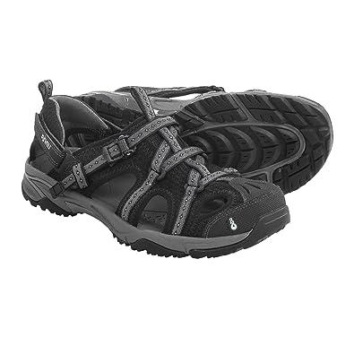 Ahnu Anza Sport Sandal (7.5 B(M) US, Black)