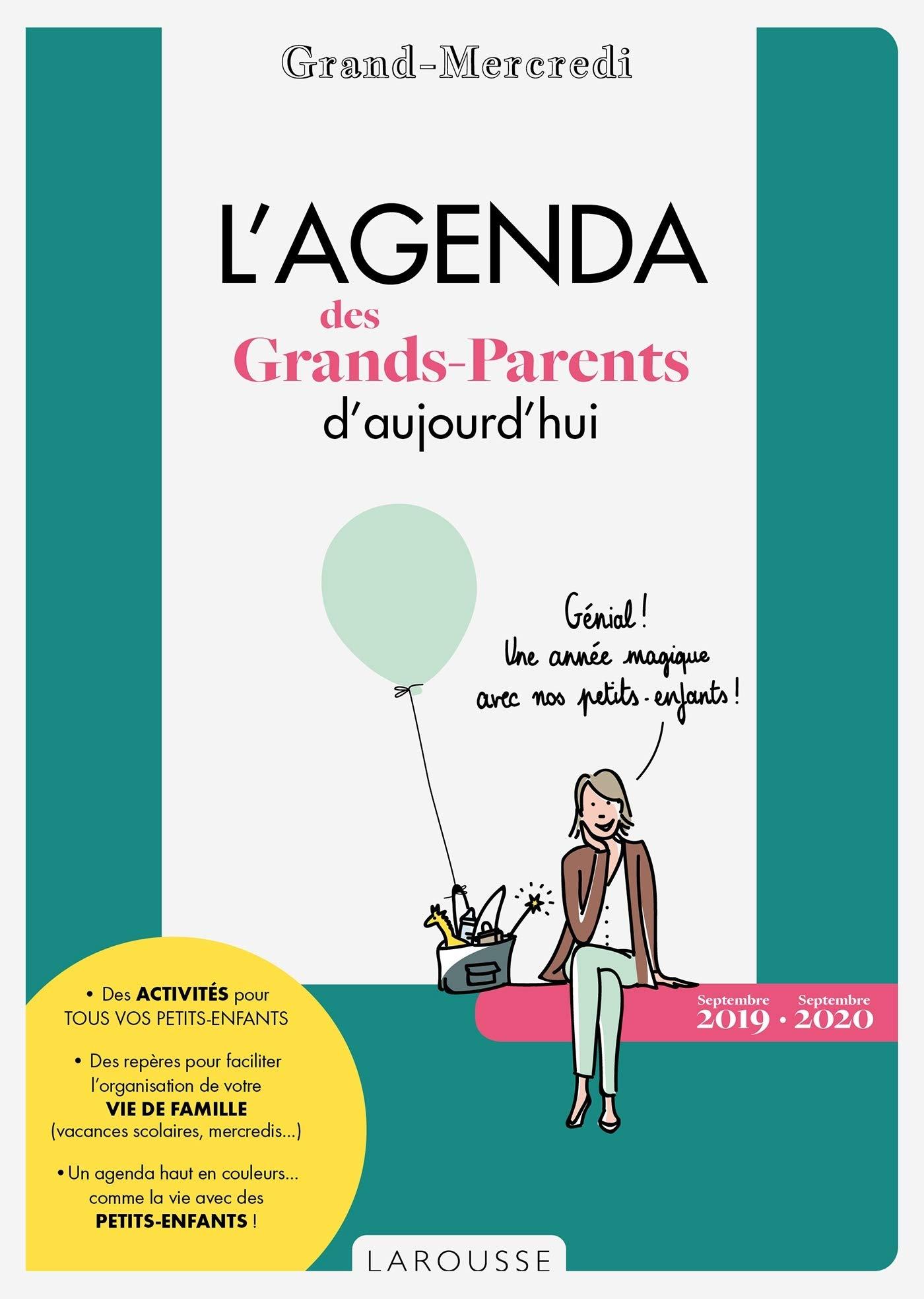 L'Agenda des Grands Parents d'aujourd'hui