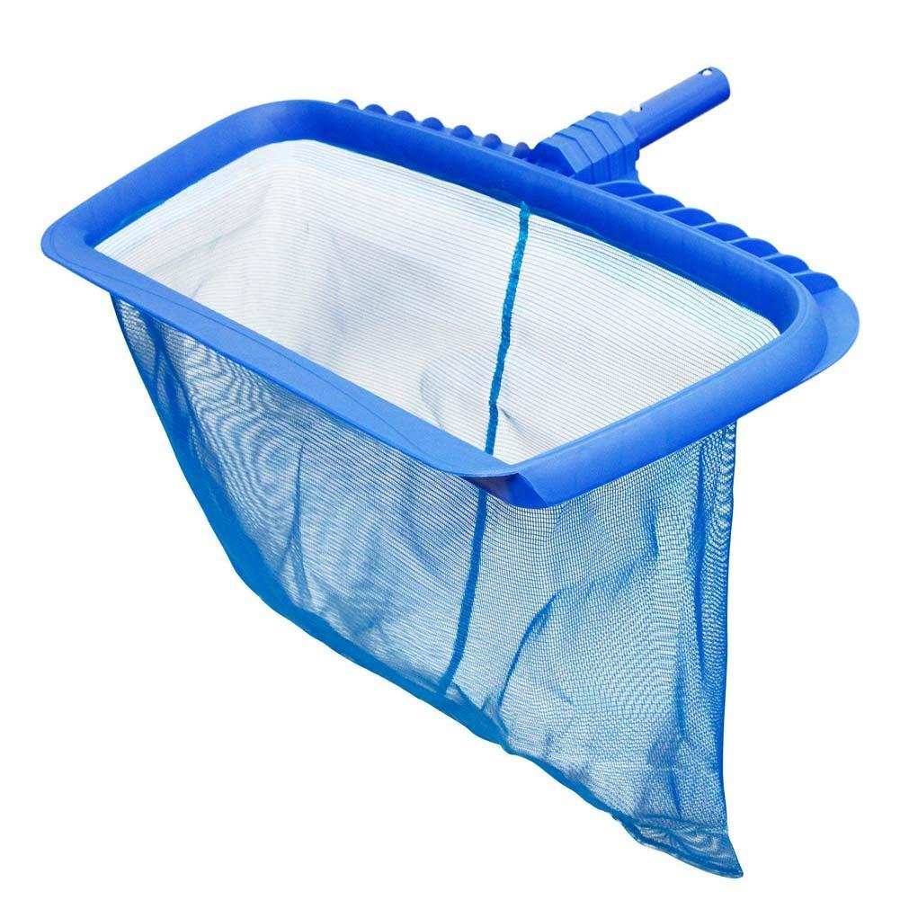 Cutogain Heavy-duty Deep Water Net Swimming Pool Rake Bag Head Spas Skimmer Pond Pools Leaf Cleaning