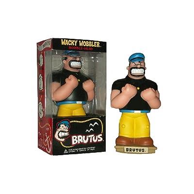 Funko Wacky Wobbler Popeye Brutus: Funko: Toys & Games