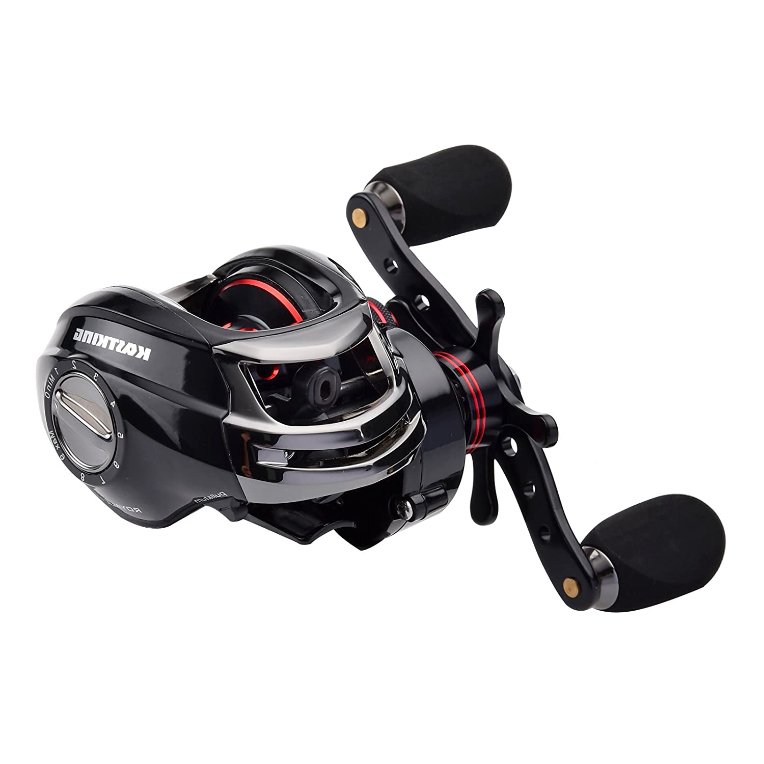 KastKing Royale Legend Baitcasting Fishing Reel – Perfect Baitcasting Reel – 11 + 1 Shielded Bearings – 17.5 Lb Carbon Fiber Drag - 7.0:1 Gear Ratio.