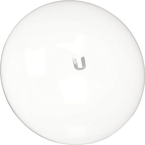 Ubiquiti Networks NanoBeam M5 - Antena (16 dBi, 5.150-5.250, 5.250-5.350, 5.470-5.725, 5.725-5.850 GHz, Polarización Dual, Pared, Blanco, FCC, IC, CE)