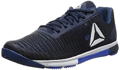 268d32c2b810 Reebok Speed TR Flexweave Training Shoes - AW18-7 - Navy Blue