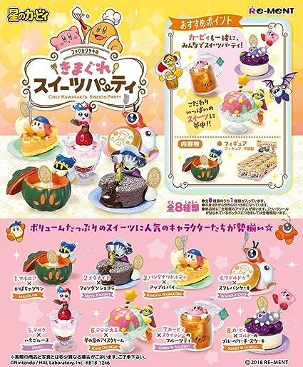 Amazon.com: Re-Ment Miniature Japan Stars Kirby Chef Chief ...