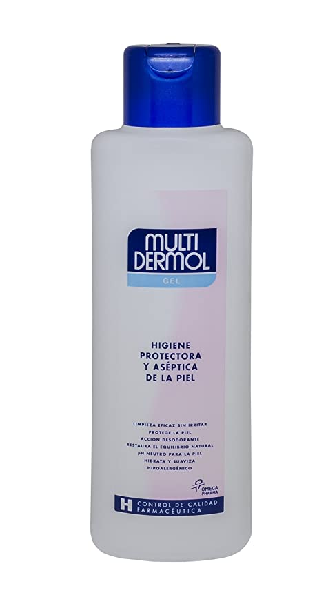 Multidermol Gel - 750 ml