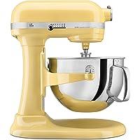 KitchenAid KP26M1XMY 6 Qt. Professional 600 Series Bowl-Lift Stand Mixer (Majestic Yellow)
