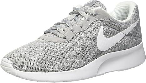 Nike Tanjun, Zapatillas de Running para Mujer, Gris (Wolf Grey ...
