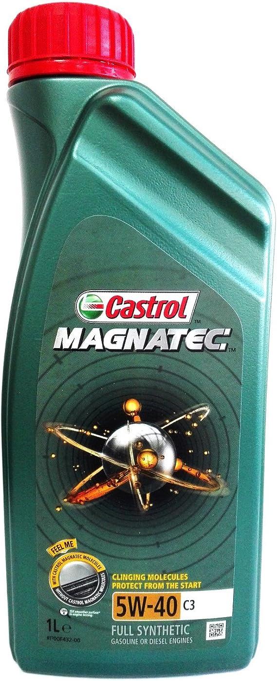 Castrol Magnatec C3 5w40 Acea C3 Dexos 2 1 Litre Auto
