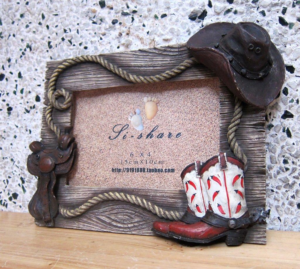 Marcos de fotos marco de fotos vintage Personalizada tabla de madera ...