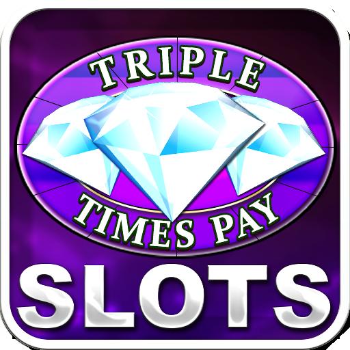 (Triple Diamond Free Slots Machine)
