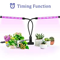Ankace 18W Dual Head Timing 36 LED 5 Dimmable Levels