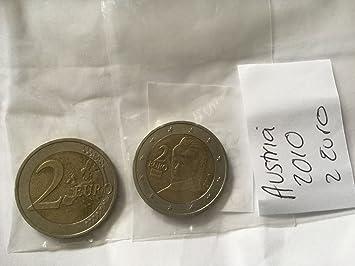 österreichische Zwei Euro Münzen österreich Europäisch Amazonde